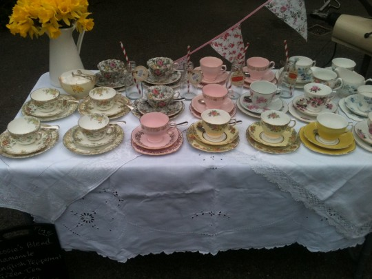 Lovely china available for your birthdays, weddings or afternoon tea