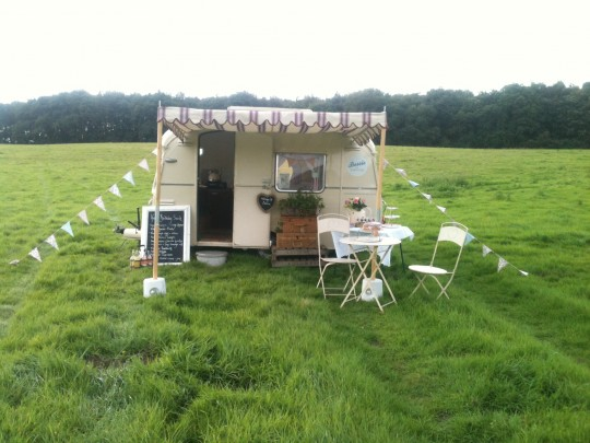 Bessie gets ready for a birthday party down on the farm